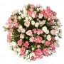 25 кустовых роз