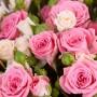 31 кустовая роза