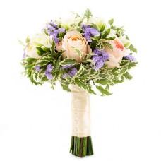 Букет невесты «Французский поцелуй»