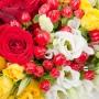 Букет невесты «Краски»