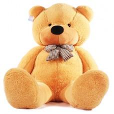 Большой рыжий медведь