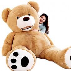 Большой серый медведь
